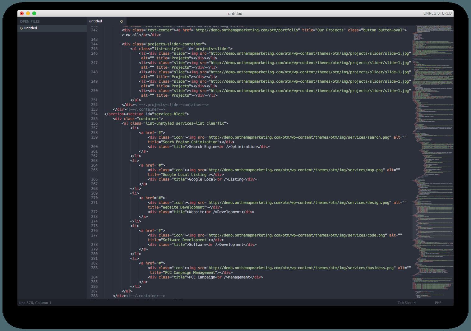Coding Site